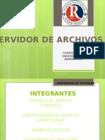 Servidores de Archivos