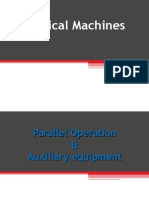 05 TX Parallel Operation & Auxiliary Equipment