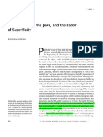 Bell-Arendt, Jews, Superfluity
