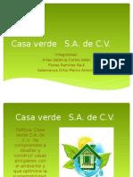 Casa verde S.A de C.V..pptx