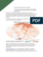 'Cambio Climatico