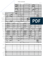 Fanfare and Flourishes Partitúra