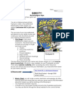 angle simcity partner project