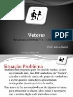 PImperativa07 - Vetores
