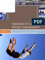 Paradigm of Agile Project Management