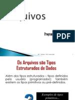 PImperativa11 - Arquivos