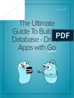 Database Driven Apps With Go