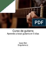 Guitarra en 5 Dias