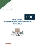 Guia Rapida de Programacion Vista 48LA