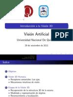 Introduccion a la vision 3D