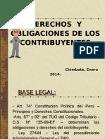 Clase 2 Derechos y Obligaciones de Los Contribuyentes