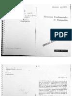 Brenner, Charles - Elementos Fundamentales Del Psicoanalisis