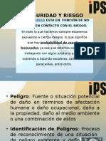 Prevencion de Accidentes y Enfemedades Ocupacionales - Parte II