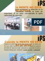 Prevencion de Accidentes y Enfemedades Ocupacionales - Parte III