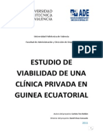 TFC- Estudio de Mercado Clinica