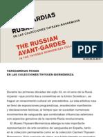 Vanguardias Rusas