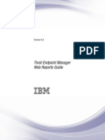 Tivoli Endpoint Manager Web Reports Guide PDF