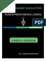 2 Antisept y Desinfec