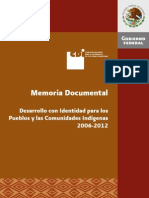 Memoria Documental CDI