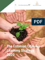 Estonian Lisfelong Strategy