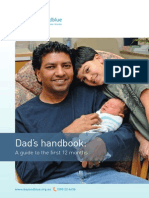 beyond blue dad's handbook