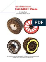 Unoficial FREE Brick-Built LEGO Wheels