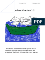 rocking the boat chapters 1&2