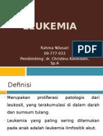 Refarat Leukemia