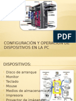 Dispositivos de Periféricos PC