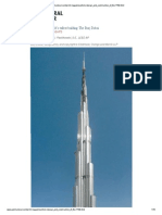Structural design of Burj Khalifa