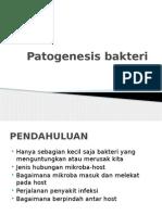 Patogenesis Bakteri