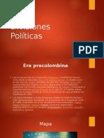 Divisiones Politicas
