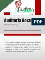 Auditoría Nocturna