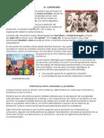 El Comunismo y El Socialismo