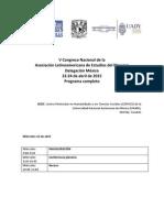 Programa Completo v Aled Nacional