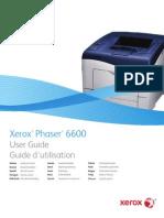 p6600 User Guide Es