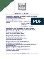 Programa 310708