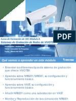 Módulo 8 - VIVOTEK Sistemas de Grabación de Redes_20130301