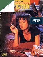 Pulp Fiction Music Sheet
