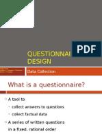 Week 6 Questionnaire_Design