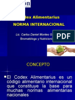 CODEX ALIMENTARIUS.ppt