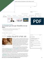 Funeral Mandela_ 10 Razones Por Las Que Mandela Era Un Líder _ 5 Sentidos _ Cinco Días