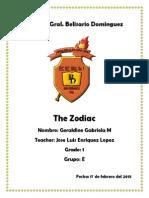 The Zodiac2