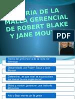 Teoria de La Malla Gerencial de Rebert Blake Exposicion