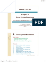 CE201-Statics-Chap4.pdf