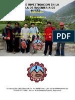 exploracion minera y tecnicas con sensores remotos_Lucanas (DR. DAVID HUAMAN-UNAMBA).ppt