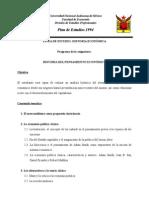 0301 Histori Del Pensamiento Economico