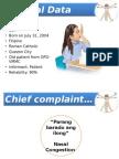 Allergic Rhinitis PPT-By Allen