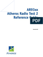 AR93xx ART2 Reference Guide MKG-15527