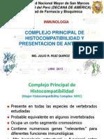 Complejo Mayor de Histocompatibilidad Julio Ruiz Quiroz 2015